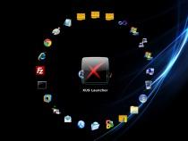 XUS Desktop Screenshot 1